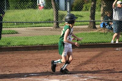 20060606 Katie Softball