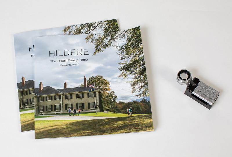 Hildene souvenir book