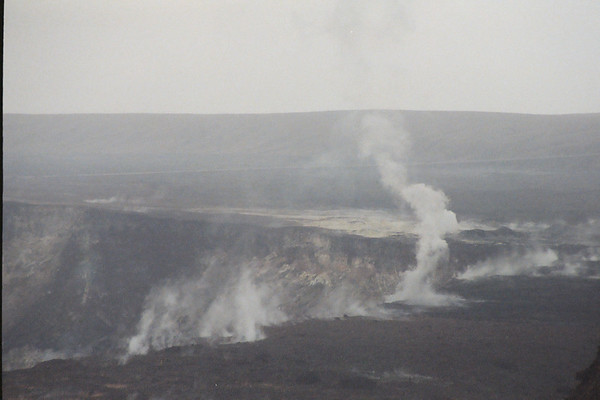 Big Island 2003 Volcano Park