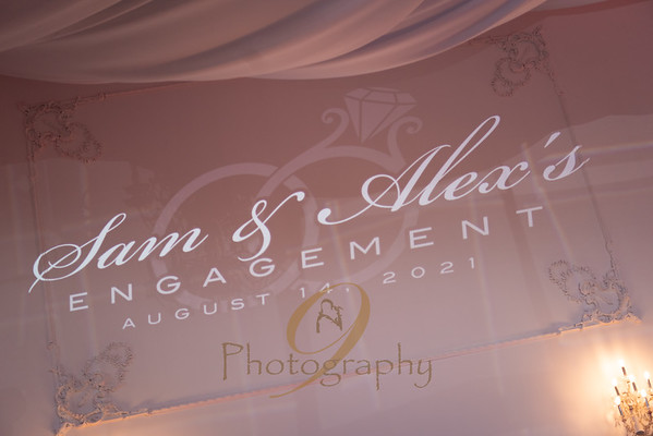 Sam & Alex Engagement