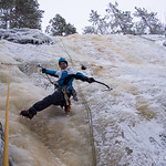 Ice Climbing Season is on Full Swing 2017