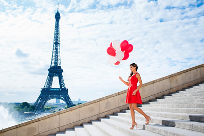 Your breathtaking Paris photos