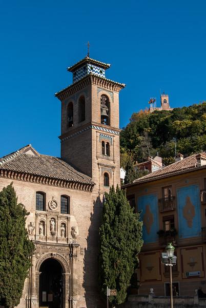 Santa Ana y San Gil´s Church