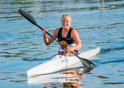 CRNZ Canoe Sprint Nationals, 13-15 Feb 2015