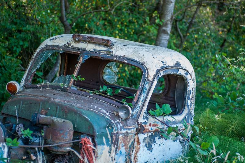2015.07.18 - old car in a field