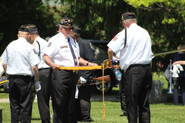 '21 Burton Memorial Day Service
