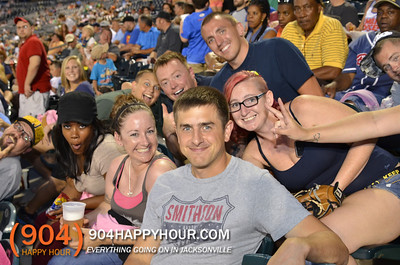 (W 6 - 4) Suns vs BayBears @ Bragan Field - 5.10.14
