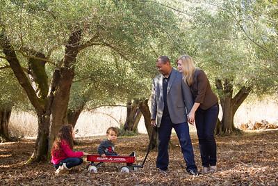 The Moore Family 2014 Mini-Session