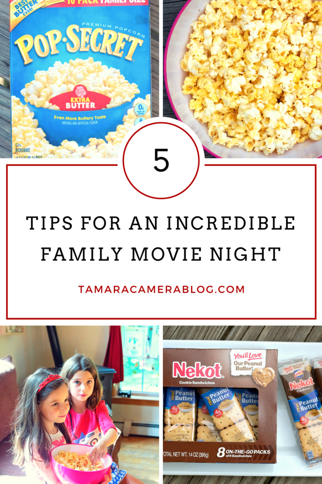 Do you have a family movie night? Here are 5 tips to elevate your family movie night into something memorable with snacks and movie #ad #pmedia #Pop4Captain