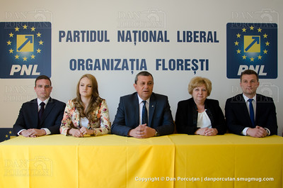 Presentation of candidates PNL Floresti Village