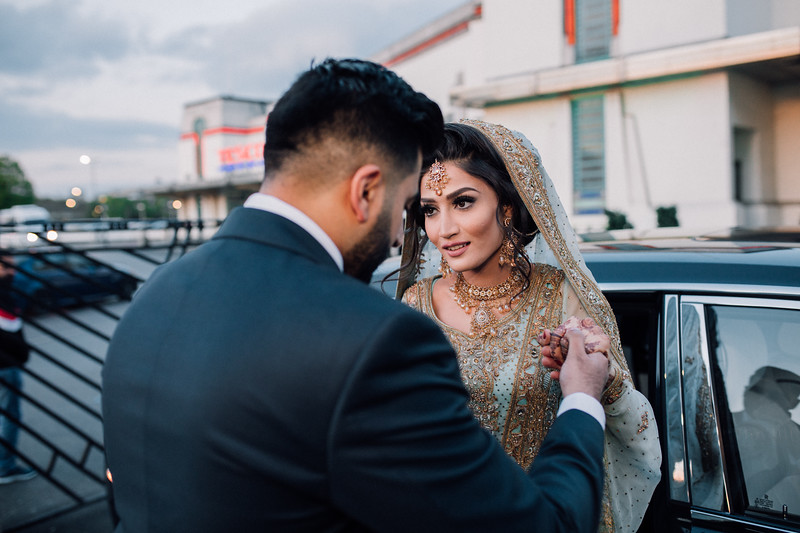Luxury Asian Wedding Photography