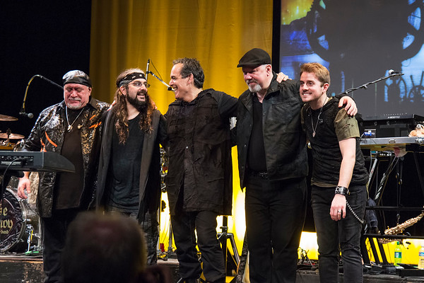 Neal Morse Band, Center Theater Whittier, CA 1-24-16
