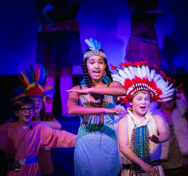 Oliver Middle School 2016 - Peter Pan Images