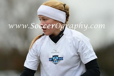 SFSC Lady Bluez vs Tri State Futbol Alliance