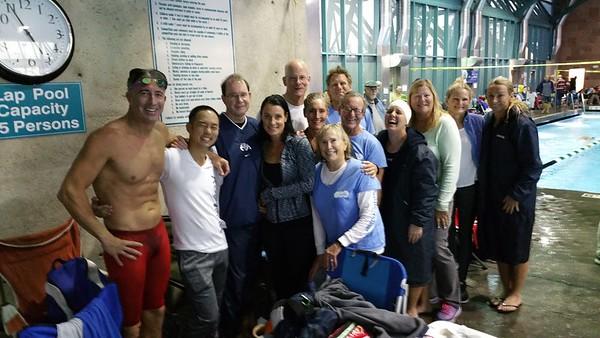 Alcatraz Centurion Swim 2016