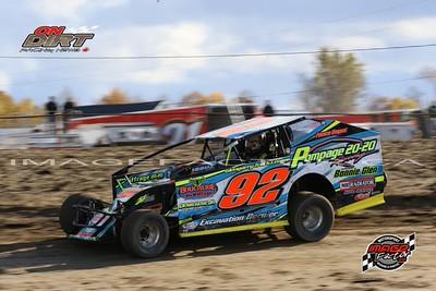 Brockville Ontario Speedway- Oct 17th