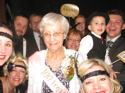 Ann Pierce's 100th Birthday - April 13, 2019