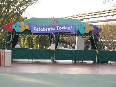 Disneyland Resort - 1/21/09