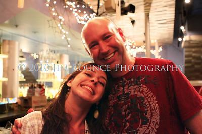 Bill Deasy and Laura Shay - July 2010