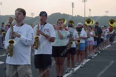 2001 Band Camp - August 16, 2001