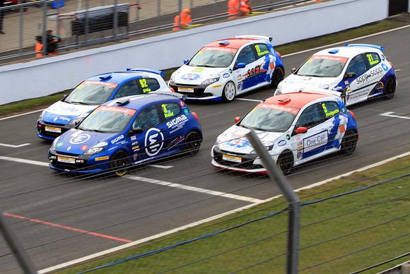 BTCC (Round One) Brands Hatch, March 2013