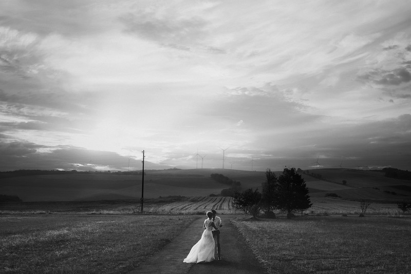 C + F | Wedding in Eulenbis | Kaiserslautern Wedding Photographer