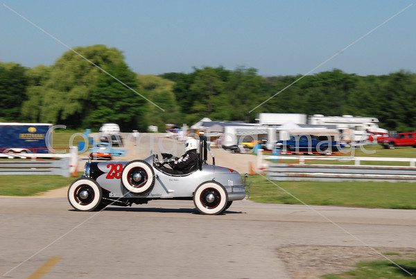 VSCDA Vintage Auto Racing Weekend, June 19-21, 2009, Blackhawk Farms Raceway. Photos by Midwestern Council Photographers Larry Best and Hal Adkins.
