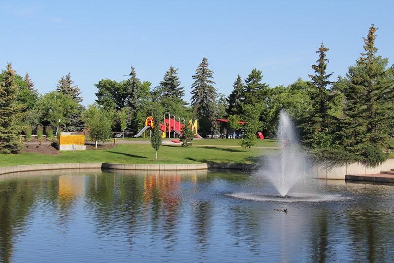 Alexandra Park Pond