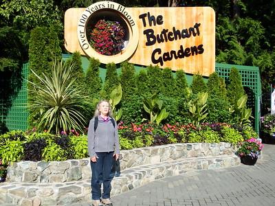 Butchart Gardens Morning
