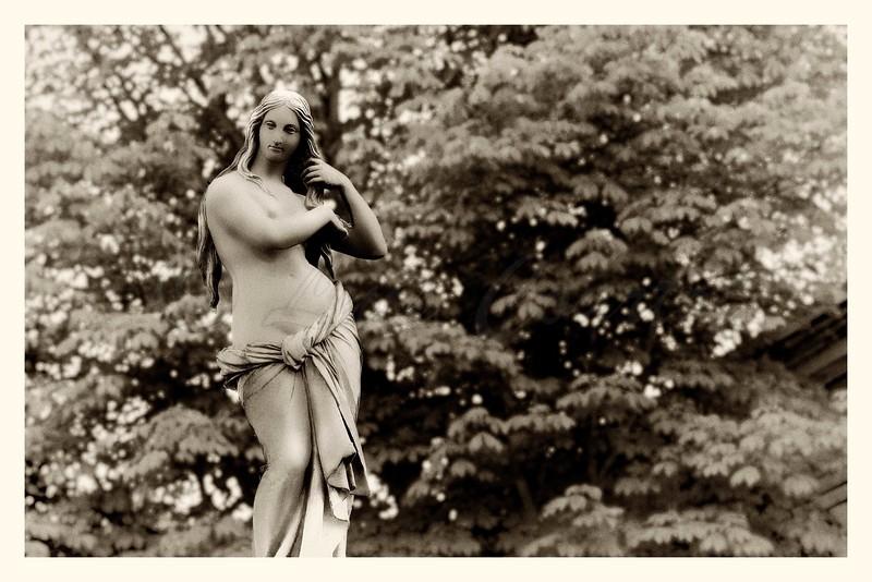 Venus, Jardin des Champs Elysées, Francisque-Jospeh Duret