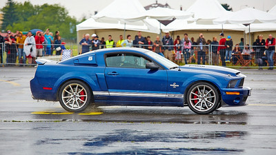 50 let Ford Mustang sprinty - video