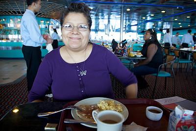 Cruise Day 2
