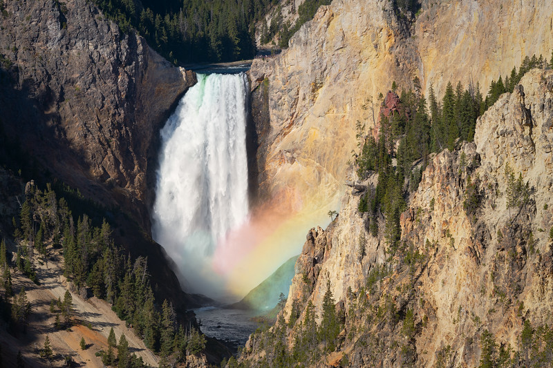 Yellowstone Connection || The Grand Canyon of the Yellowstone