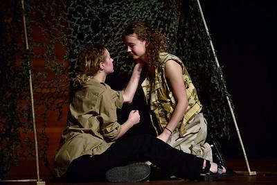Wellington High School: Troilus & Cressida