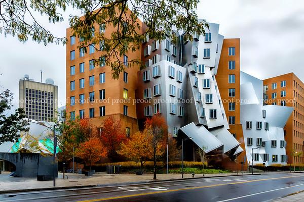 Cambridge MA, MIT