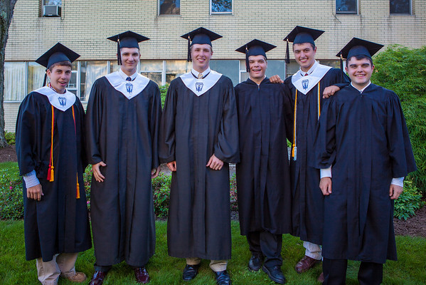 Xavier Graduation - Class of 2012!