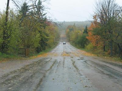 New Brunswick, October 2005
