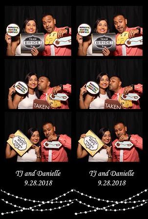 TJ & Danielle 9.28.18