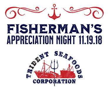 Trident Seafoods Appreciation Night
