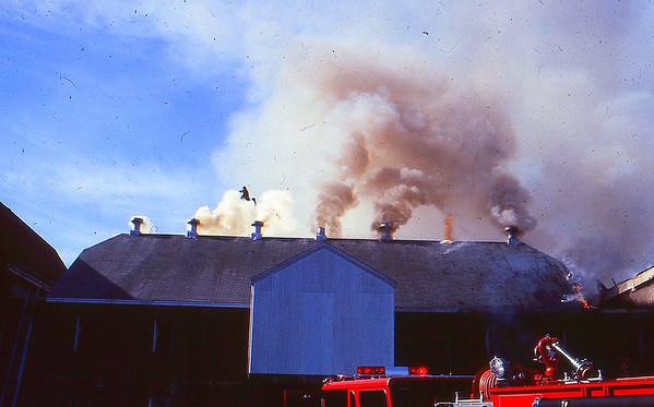 Bridgewater State Prison 6/1984