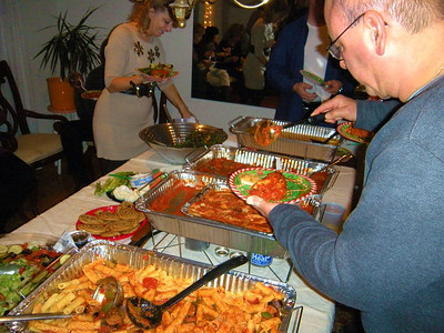 LV Fun w/Friends Xmas Party 2011