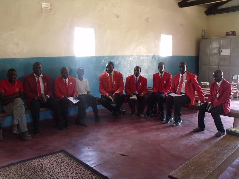 Men's Christian Fellowship