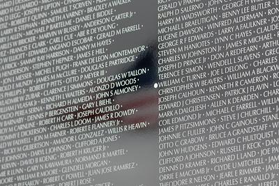 Vietnam Veterans Memorial Moving Wall