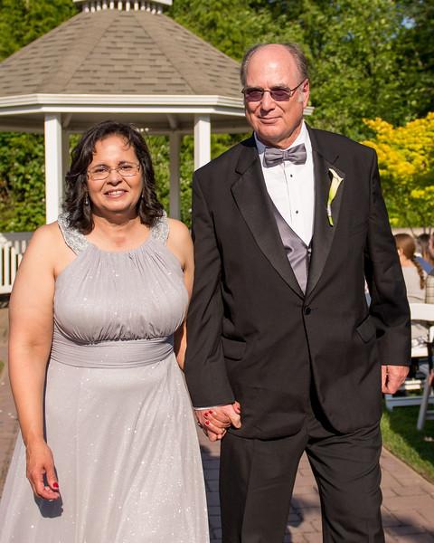 Michele and David Loveday Wedding