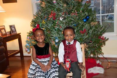 Amanda Grace and Jeffrey Christmas 2012