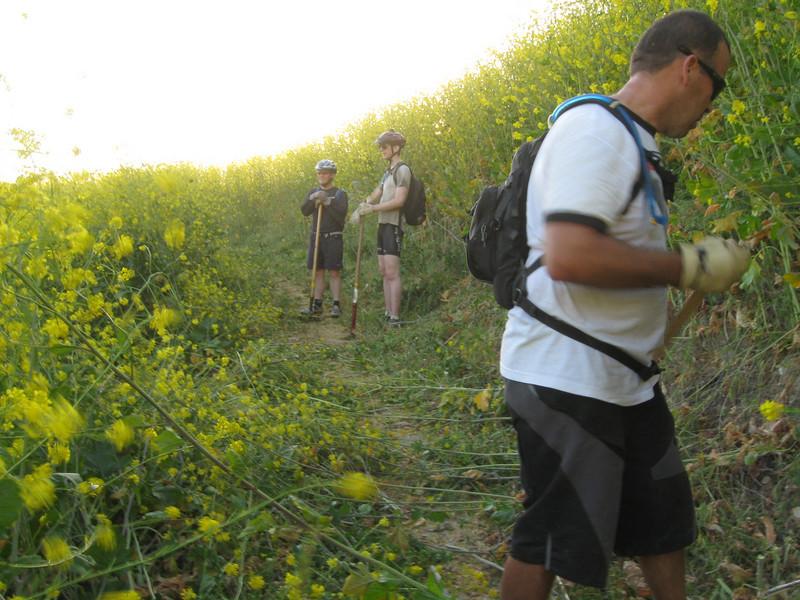 20080417003-New Millenium Trail, trailwork, Ed.JPG