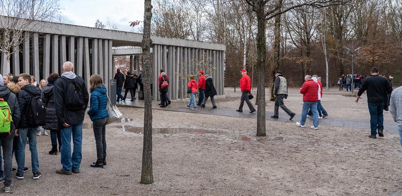 Dachau visitor center