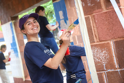 Monument Group Service Event 2019 - City Year Boston
