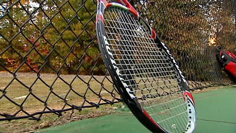 TENNIS PLAYER SHARAPOVA COURT TIME PKG.mov