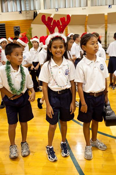 Kamehameha Xmas 2009